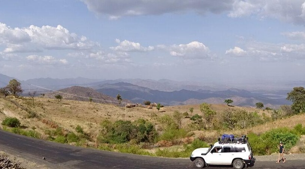 Experience the ups and downs - Source Ethiopia Tours