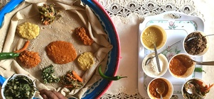 Authentic Ethiopian Cooking class